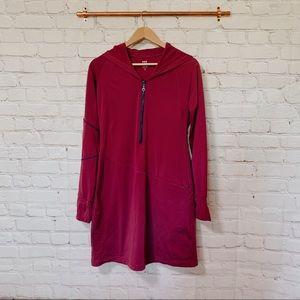 Title Nine purple long sleeve athletic dress